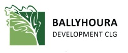 Ballyhoura Development Logo