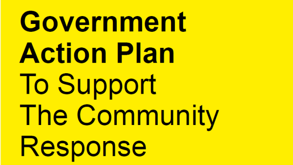 COVID-19 Community Response Action Plan