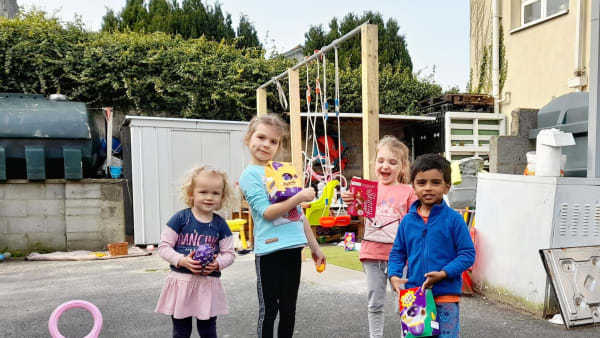 Kilmallock Community and Family Support Easter Activity