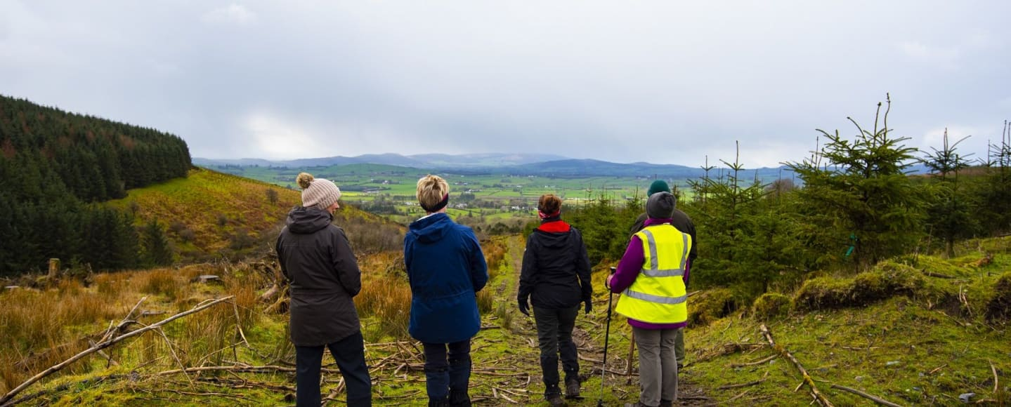 Upgrade of Ballyhoura walking trails