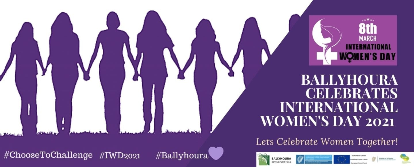 Ballyhoura Celebrates International Women's Day