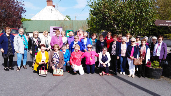 Mitchelstown Social Club activities during Covid-19