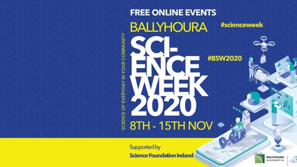 Ballyhoura Science Week 2020