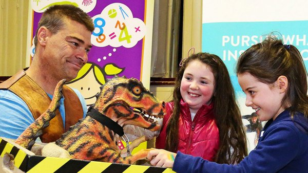 Dino Down-Under | Ballyhoura Science Week 2020